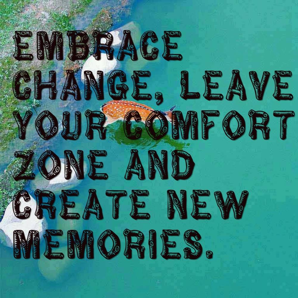 Beautiful Memories and change