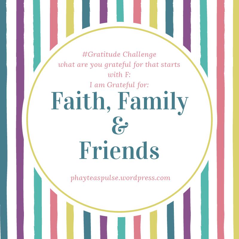 Faith, Family